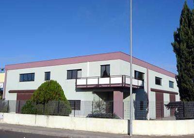 Edificio via Degli Agricoltori