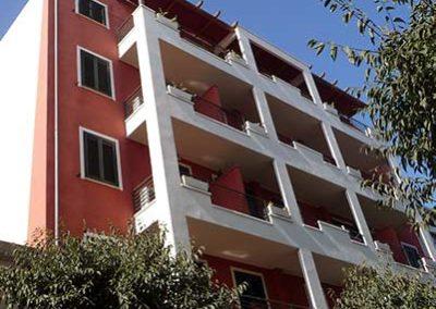 Residenza via Brigata Sassari